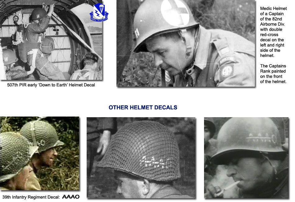 Para Research Team C Airborne Helmets