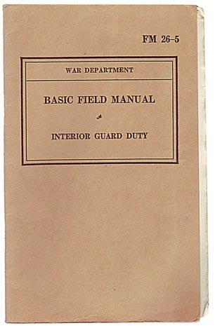 Para Research Team (c) - History Awaits ! - US Manuals WW2 Masterlist