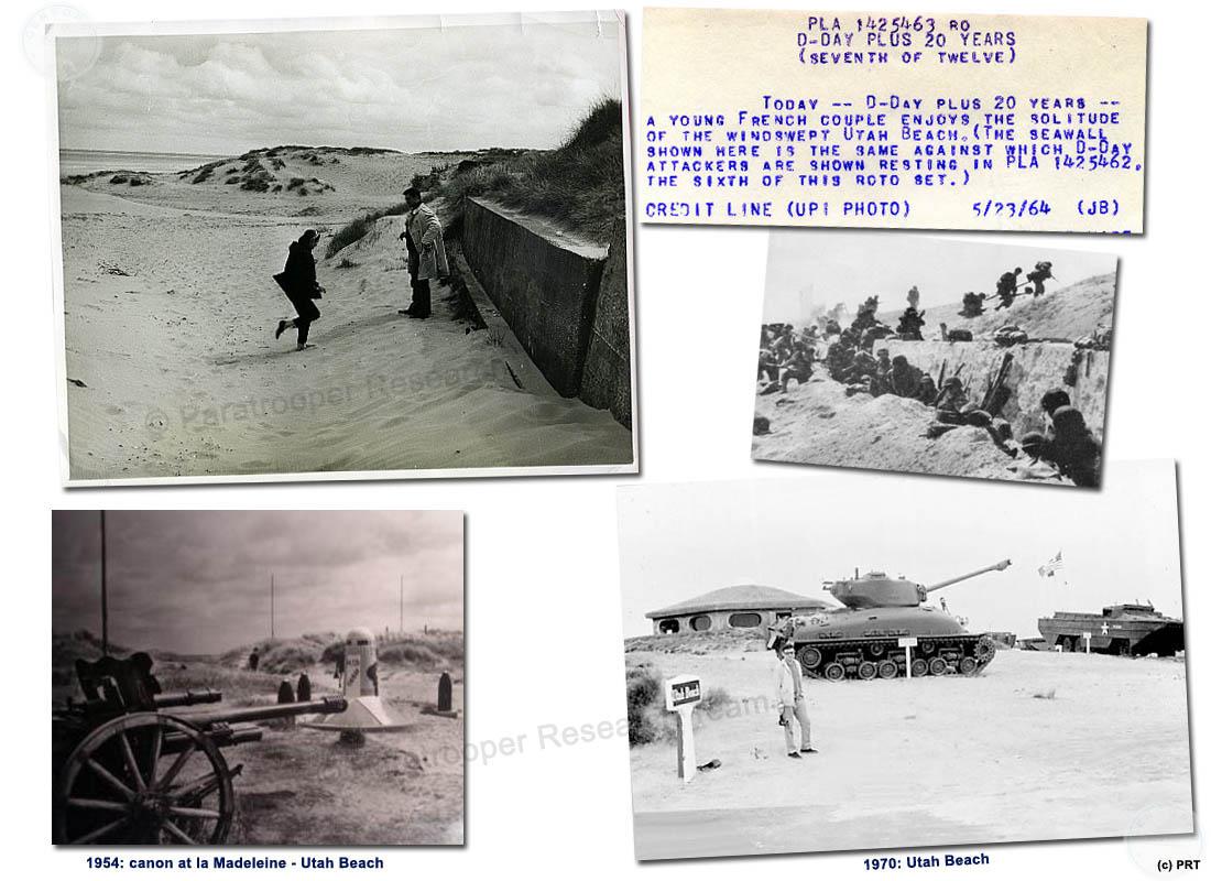 Para Research Team Normandy Post War